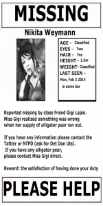 Niki-missing-poster