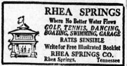 Rhea Springs