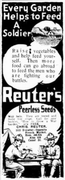 Reuter's Seeds